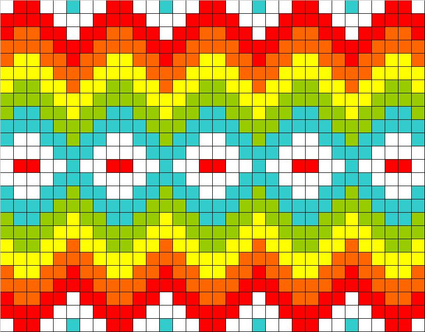 Crochet Pattern Template : Crochet Along and Free Granny Square Pattern templates Sweet Kiwi ...